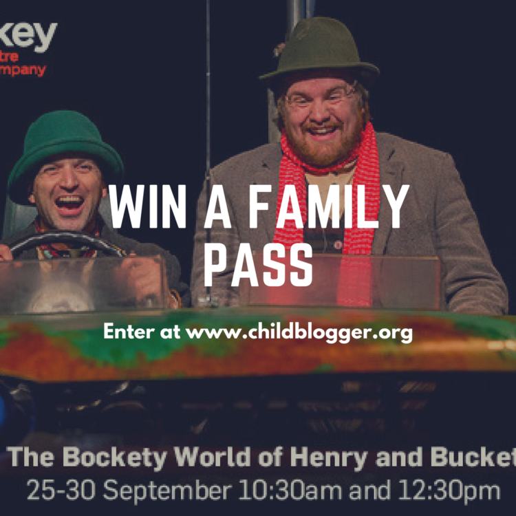The Bockety World of Henry & Bucket